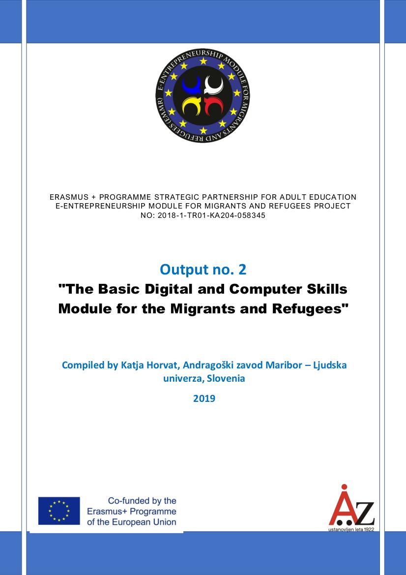 The Basic Digital and Computer Skills Module