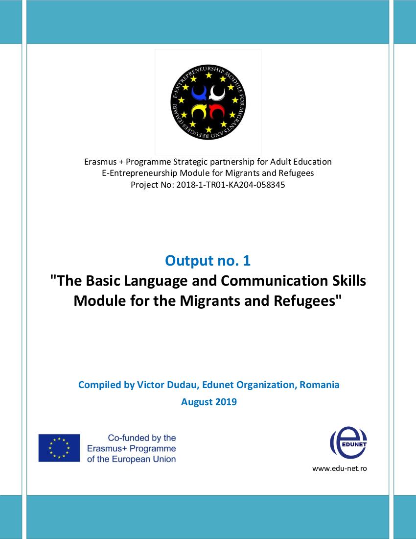 Language course Compendium