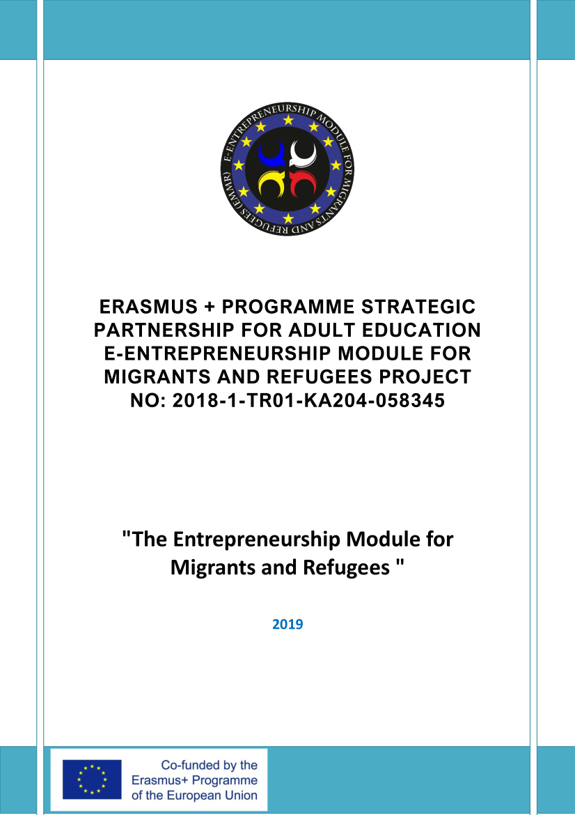 The Entrepreneurship Module for Migrants and Refugees